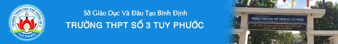 Trường THPT Tuy Phước 3